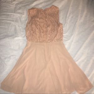 Pink Dress, Great for Weddings!